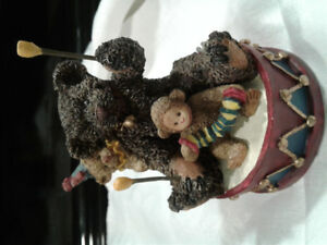 Cottage Collectible Circus Bear by Ganz