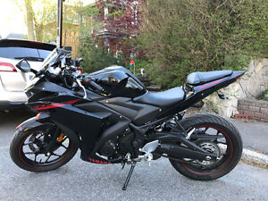 R3 Yamaha motorcycle for sale