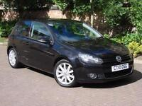 EXCELLENT EXAMPLE!! 2010 VOLKSWAGEN GOLF 1.4 TSI 160 GT 3dr, 6 SPEED FSH