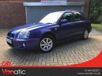 2004/54 Subaru Impreza 2.0 GX Sport AWD 4x4 HATCHBACK