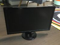 """Asus 24"""" HD LED Computer Monitor With Integrated Speakers"""