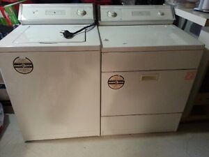 Whirpool Designer Style Washer and Dryer