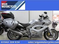 2008 HONDA CBF1000 A T 8 TOURER ABS WITH 3 BOX HONDA LUGGAGE AND FAIRING LOWERS