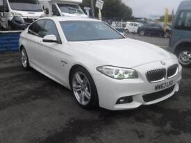 2013 Bmw 5 Series 520d M Sport 2
