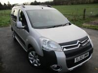 2010 CITROEN BERLINGO MULTISPACE XTR HDI WHEELCHAIR ACCESS VEHICLE MPV (MULTI-PU