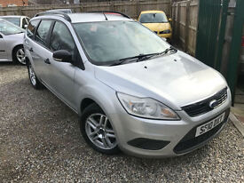 ✿10-Reg Ford Focus 1.6 TDCi Studio Estate ✿TURBO DIESEL✿