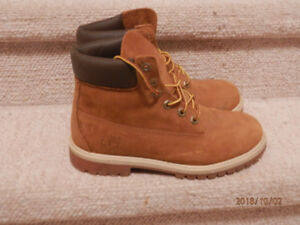 Timberlands size 6.5 adult