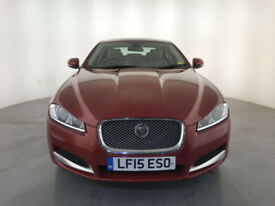2015 JAGUAR XF PORTFOLIO DIESEL AUTO 1 OWNER SERVICE HISTORY FINANCE PX WELCOME