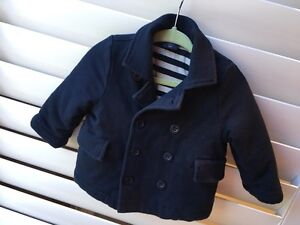 Baby gap winter coat 0-6 months Oakville / Halton Region Toronto (GTA) image 1