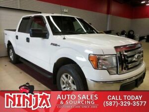 2012 Ford F-150 XLT Crew 4X Clarion Audio