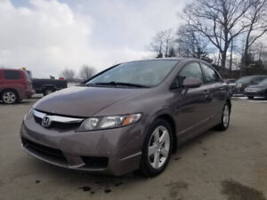 2009 CIVIC EX-L ** NEW PRICE ** CALL 434-7742 OR TEXT 209-9180
