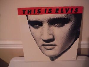 """ELVIS """"THIS IS ELVIS""""  ( 2 Records) West Island Greater Montréal image 1"""