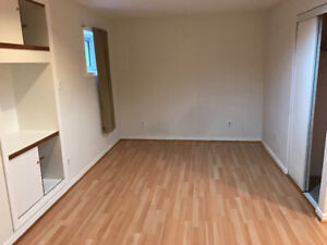 Spacious basement suite for rent available March 1, 2019