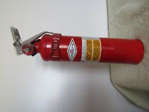 smaller fire extinguisher