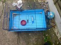 Indoor Guinea pig/rabbit cage.