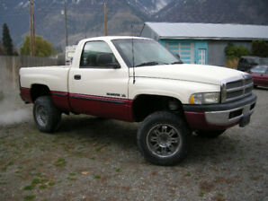 1998 Dodge Shortbox 4X4