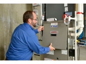 Furnaces & Air Conditioners **SPECIAL FALL PROMOTION** rental
