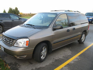 2005 Ford Freestar SE Van