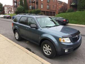 2011  Mazda Tribute  V6 - 3.0 liter - No Rust !