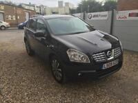 2009 NISSAN QASHQAI AUTO 2.0 DCI 1 PREVIOUS OWNER ONLY 92K MILES
