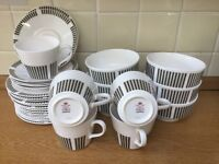 Bone china set