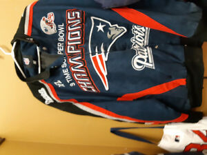 Mens 4xl new England Patriots coat