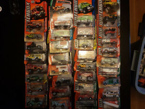 Matchbox and other Assorted Cars