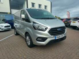 image for 2019 Ford Transit Custom 2.0 EcoBlue 130ps Low Roof Limited Van Panel Van Diesel
