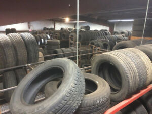USED TIRES -> $20.00 Per Tire - Sets / Pairs / Singles-R&E TIRE