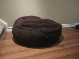 32 Bean Bag Brown From Potery Barn Usa