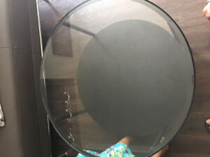 Good condition used ikea chairs and coffee table