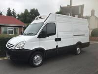 Iveco Daily 2.3TD MWB Temperature Controlled