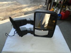 2008-2016 FORD SUPER DUTY TOWING MIRROR RT/SIDE