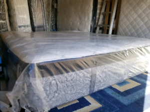 Queen and king mattress 380 580$ delivery 50