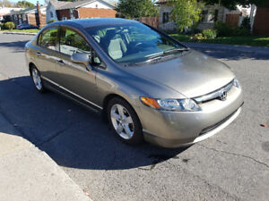 2006 Honda Civic EX Berline 5995$ negociable