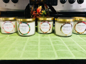 Charmed Aroma Ring Candles