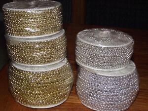 Bead and sequin trim spools (new) Stratford Kitchener Area image 2