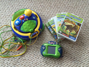 Leapster 2 and Leapster TV - Ages 4-8 years