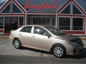2012 Toyota Corolla CE AUTOMATIC MP3/USB!! AIR PL HEATED POWER M