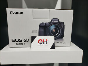 Store Sale - Canon EOS 6D Mark II DSLR Camera (Body Only) BNIB