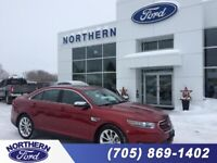 2018 Ford Taurus Limited Sudbury Ontario Preview