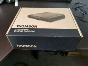 Brand New Thomson DCM476 - DOCSIS 3.0 Certified Cable Modem