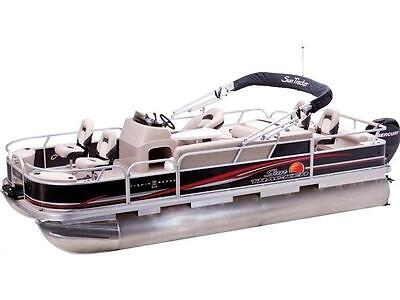 7oz STYLED TO FIT BOAT COVER LOWE SUNCRUISER SPORT FISH SF 234 2011