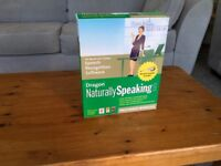 Speech Recognition Software - Dragon Naturally Speaking 9