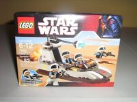 Lego 7668 Star Wars: Rebel Scout Speeder (Neuf)