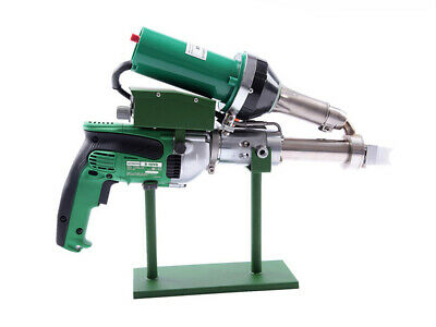 Lst600a Hand Extruder Welding Gun Hot Air Plastic Extrusion Welder Machine 220v