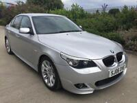 2006 BMW 525D M SPORT HISTORY LEATHER SUPERB FINANCE AVAILABLE