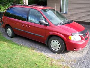 2003 Dodge Caravan Camionnette