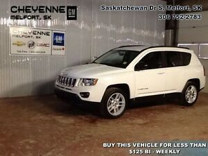2012 Jeep Compass Limited  - CD player -  leather -  seats