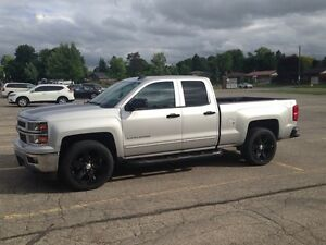 Chevy Silverado 1500 rally edition